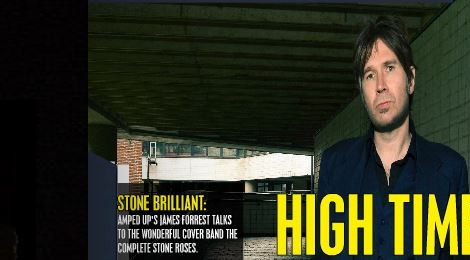 High Times: Interview With Justin Currie